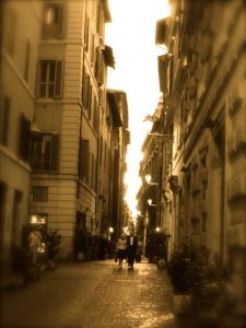 Photo by T.Nikic, 2011, Rome, Italy